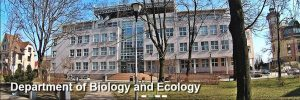 Biology and Ecology Building Ostrava University